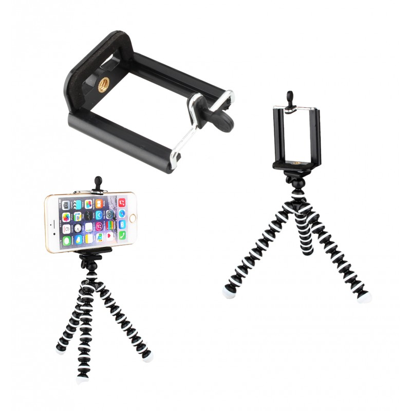 Phone tripod mount holder (1/4 inch)