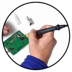 USB-Lötkolben tragbar 8W/5V