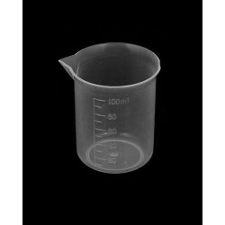 30 x mini measuring cup 100 ml