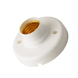 E27 lamp base, fitting holder