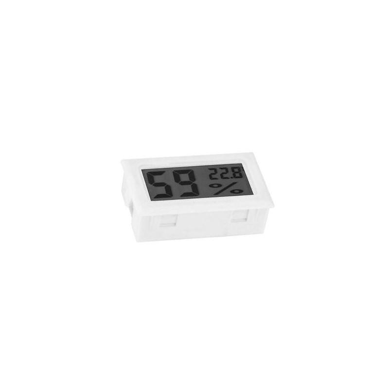 LCD temperatuur en luchtvochtigheidsmeter