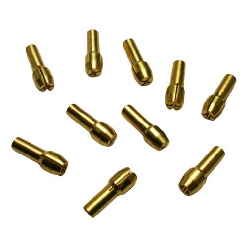 Spantang dremel 2.4 mm (4.8 mm schacht)