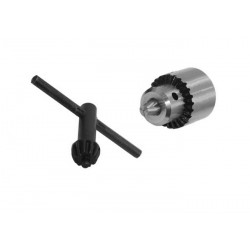 Mini drill chuck 0.3 - 4.0 mm