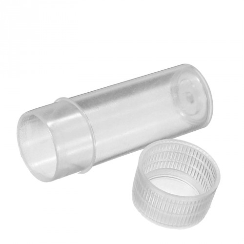 Plastic test tube 5ml