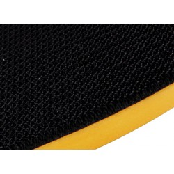 Schuur- en polijst-schijf (50 mm) met 3mm adapter