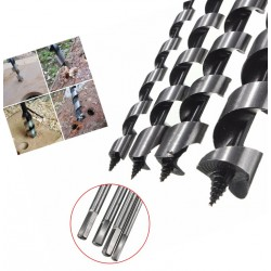 Auger drill bit for wood, extreme length: 14x460 mm