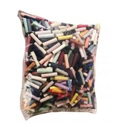5 x 21mm gekleurde deuvels, kleur DA17-1, 250 gram