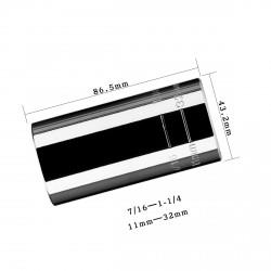 Gator Grip KING: Super-Steckschlüssel, 11-32mm Variante