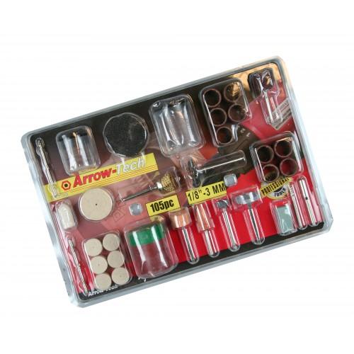 Dremel accessoires set (105 pcs)