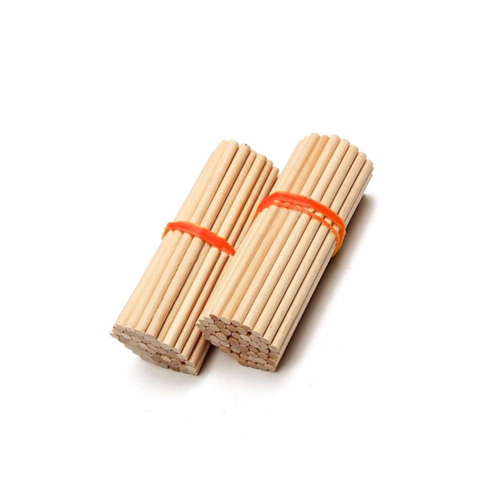 Holz Birke 5mm x 110mm stäbchen aus holz birke wood and tools