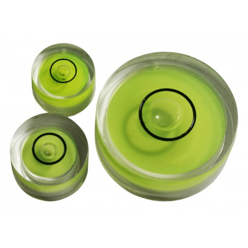 Mini round bubble level tool size 4
