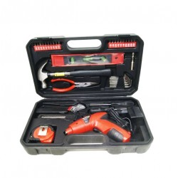 Toolset in case (39 pieces)