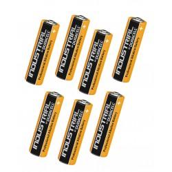 Duracell Industrielle AA Penlite Batterie 1.5v