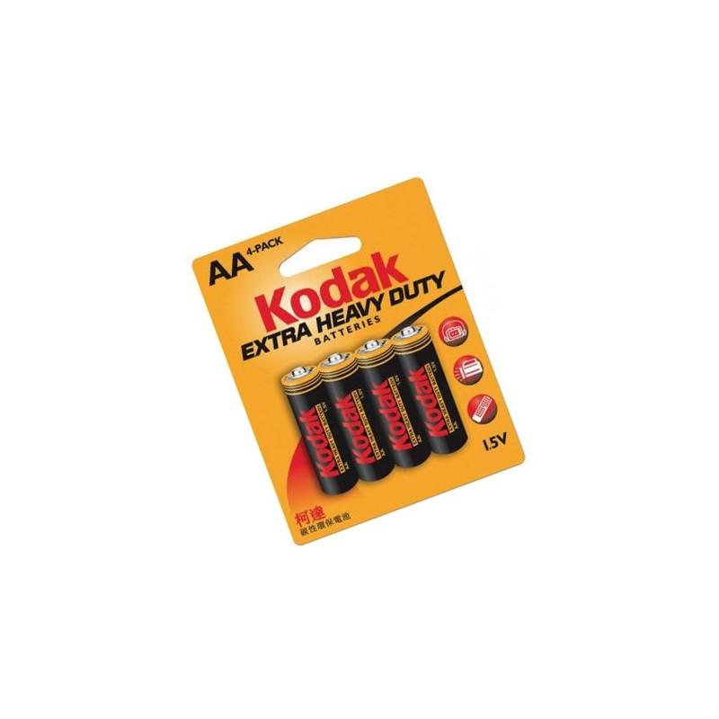 Kodak AA penlite battery 1.5v extra heavy duty