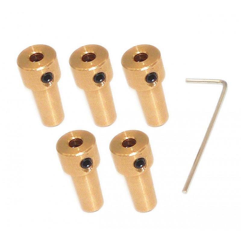 Adapter, Kupplung von 3.175mm auf 6.35mm