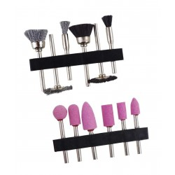Dremel accessories set (12 pcs)