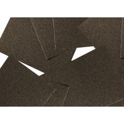 Schleifpapierblätter, 30 Stück (P80, P150, P180)