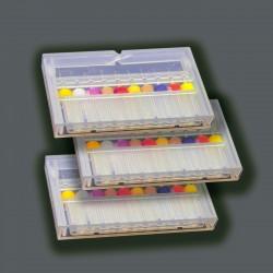 Mikrobohrer-Set 7 (0,4 mm, 10 Stück)