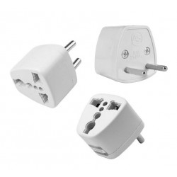 Adapter plug US/AU/UK to EUR
