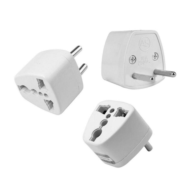 Adapter plug US/AU/UK to EUR