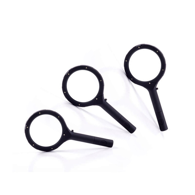 Magnifying glass (3.5x) with LED lights