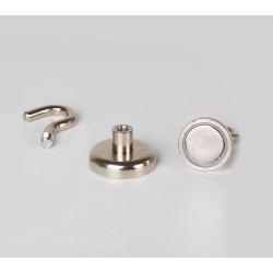 Magnet hook / hook magnet size 1: 2kg