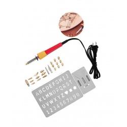 Gravierset, Markierungssatz (24 teilig) 30 Watt