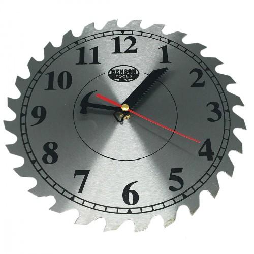 Garage shop clock