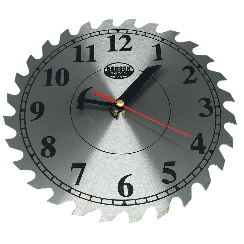 Garage shop clock, 30cm
