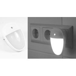 Nachtlampje met lichtsensor voor kinderen, 220v