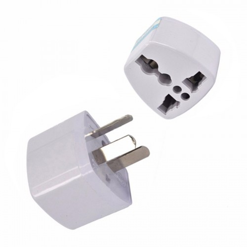 Adapter plug US//UK/EU to AU
