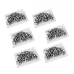 Zakje met 135 gram spijkers van 2.7mm, 55mm lang