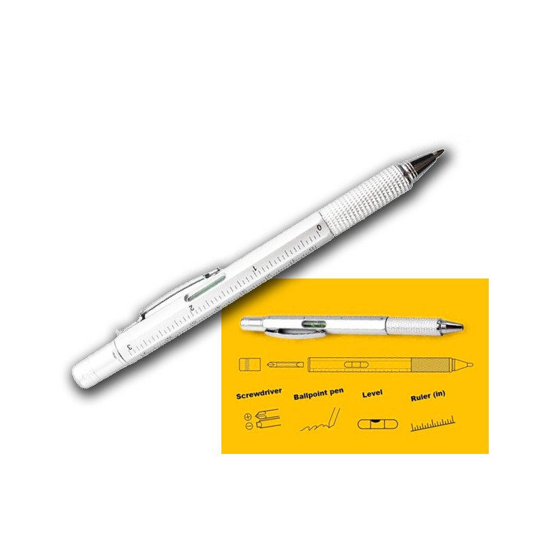 4 in 1 functies superpen
