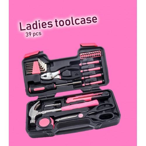 Schönes Geschenk für Frauen: Werkzeugsatz für Frauen