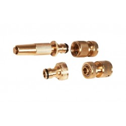 Set of 4 hose connectors