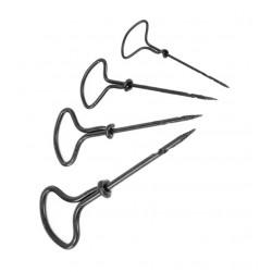 Set fretboren (4 stuks)