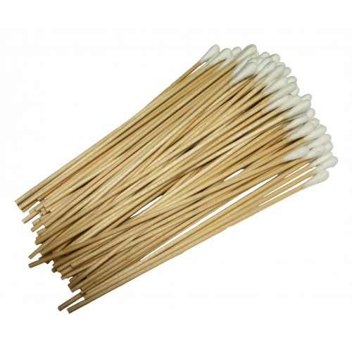 300 pcs cotton swabs extra long (15 cm)