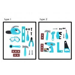 Speelgoed gereedschapset voor kinderen 3+