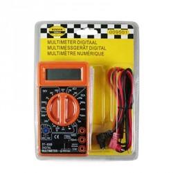 LCD-Digital-Multimeter (oranje)
