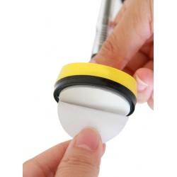 Vrolijke pen (geel)