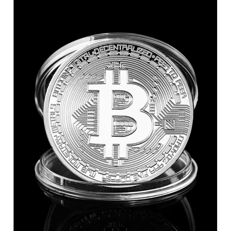 Bitcoin Minze, Silber