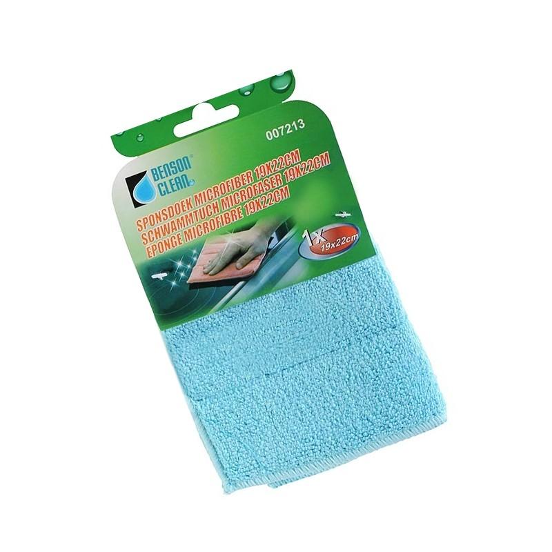 Sponge cloth, microfiber cloth,19 X 22 cm