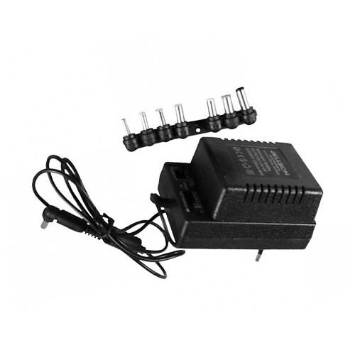 Universaladapter auf 1A, 1,5V auf 12V