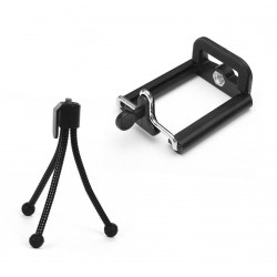 Phone tripod with mount (1/4 inch)