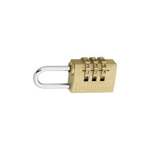 Combination lock, 22 mm