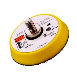 Schuurschijfhouder, 50 mm, voorzien van klittenband