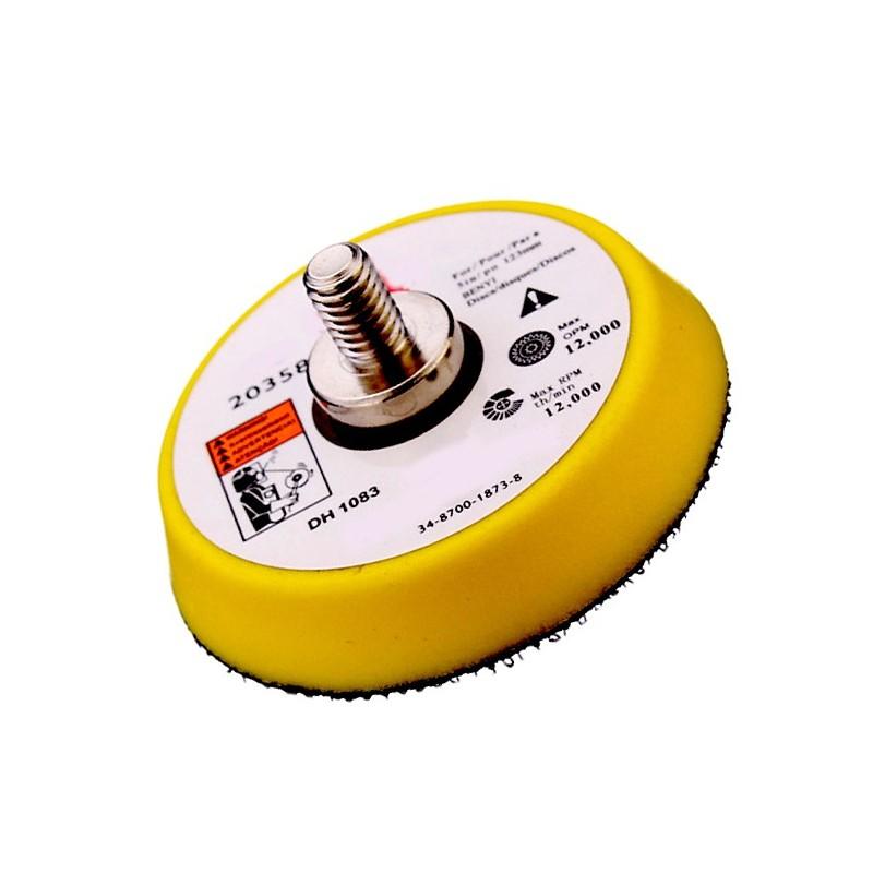 50 mm wide abrasive disc holder