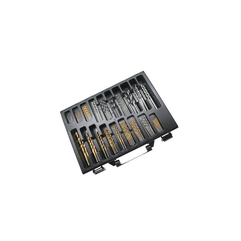 101 delige combiset boren in koffer