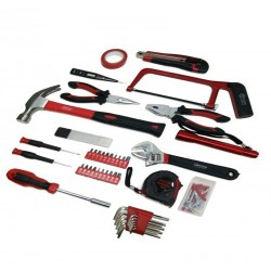 Toolset in case (108 pieces)