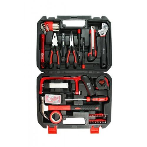Gefüllter Werkzeugkasten (108 Teile)